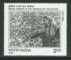 India // Inde // 1984 Timbres Neufs / Y & T 847** - Inde