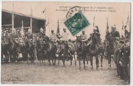 ARDENNES.SEDAN. FLOING.JOURNEE DU 01.09.1910.CHASSEURS D AFRIQUE - Sedan