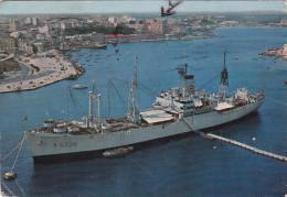 NAVE ETNA  ( Ex USS Whitley - AKA Classe Andromeda Della United States Navy  / Viaggiata - Guerra