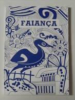 Faïence / Faiança (Portugal) Brochure éditée Par Le Musée National De Machado De Castro 1972 - Livres, BD, Revues