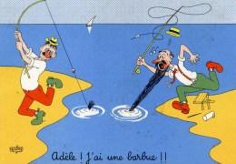 DUBOUT - Les Editions Du Moulin N° 34 A - Pêche à La Ligne - Etat LUXE - 34A - Dubout