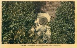 HASSELT - Monument Alfons Jeurissen (Ned. Schrijver) - Hasselt