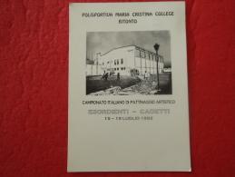 Bitonto La Polisportiva Campionato Di Pattinaggio 1992 - Bitonto