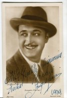 """AUTOGRAFO DÉDICACÉ AUTOGRAPHED """"CHALA DEL RÍO"""" FOLKLORE SINGER CANTANTE VINTAGE SIGNATURE EXCLUSIVE 1939 GECKO - Autographs"""