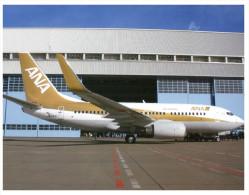 (187) Airport Japan - Boeing ANA 737-700 - 1946-....: Moderne