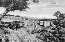 SALONA - Rovine Dell' Anfiteatro - Croatie
