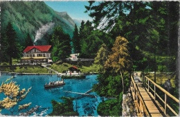 Oberland Bernois - Blausee - Edition Wehril A.G. - BE Berne