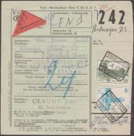 Belgique 1960. Oblitération De Chemins De Fer, Trois-Ponts - Bruggen
