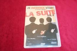 LES INCONNUS  LA SUITE  VOLUME 4 - DVD