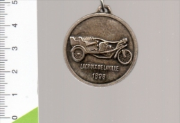 LACROIX DE LAVILLE PORTE  1898 PORTE CLE  (LA NEF à Vérifier ) - Porte-clefs
