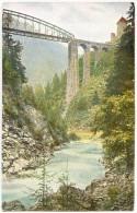 Trisannaviadukt Old Vintage Unused Postcard Bb - Ponti