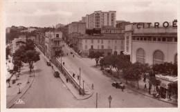 Constantine : Rue Anatole France Et Ségui Villevaleix - Constantine