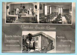 """Perosa Argentina Scuola Media """"Istituto Sacro Cuore"""" - Italia"""
