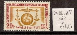 Wallis Et Futuna 169 * Côte 8.50 € - Wallis-Et-Futuna