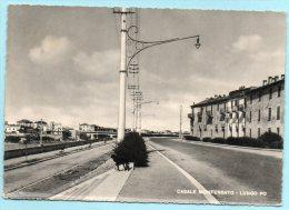 Casale Monferrato - Lungo Po - Alessandria