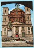Facciata Del Santuario Di Vicoforte - Cuneo