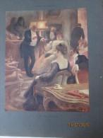 1907 Illustrateur Affichiste  Peinture Peintre   Albert Guillaume Faux En Dordogne 3 Gravure - Vieux Papiers