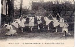 SALINS-LAVAL – Société Gymnastique - France