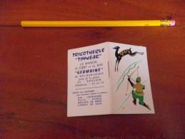 Calendrier 1970 - Toulon - TRICOT - Petit Format : 1961-70