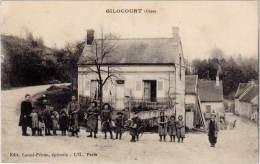 GILOCOURT ( Oise ) – Edit. Launé-Pénon - Autres Communes