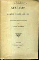 Leon Maitre Guerande Et La Contree Guerandaise  Geographie Origines Antiquites 1894 - Bretagne