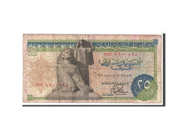Egypte, 25 Piastres Type 1976-78 - Egipto