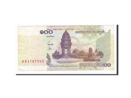[#158279] Cambodge, 100 Riels Type 2001-02 - Cambodia