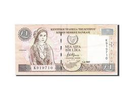 [#258880] Chypre, 1 Livre, Type 1997 - Chypre