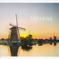 Themaboek PostNL – Molens – Mills -  - Jaar Van Uitgifte 2015 - Postzegels