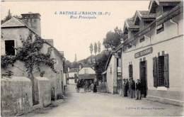 ARTHEZ -d' ASSON – Rue Principale - France