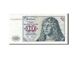 Allemagne, 10 Deutsche Mark Type 1980 - [ 6] 1949-1990 : GDR - German Dem. Rep.