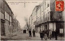 St-LAURENT-de-la-SALANQUE – Rue Arago - France