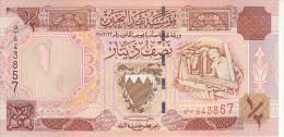 Bahrain 1/2 Dinar (1998) Pick 18 UNC - Bahrein