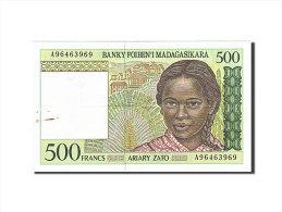 [#258833] Madagascar, 500 Francs, Type 1994-1995 - Madagascar