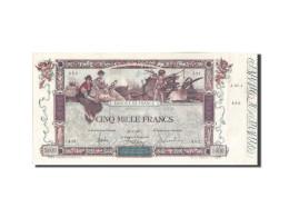[#206599] 5000 Francs Type Flameng, 25 Janvier 1918, Fayette 43.1 - 1871-1952 Antichi Franchi Circolanti Nel XX Secolo