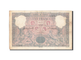 [#206591] 100 Francs Type Bleu Et Rose, 06 Mars 1899, Fayette 21.12 - 1871-1952 Antichi Franchi Circolanti Nel XX Secolo