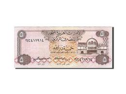 Emirats Arabes Unis, 5 Dihrams, Type 1982-1983 - Emirats Arabes Unis