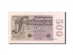 [#259208] Allemagne, 500 Millions Mark, Type 1923 - [ 3] 1918-1933 : Weimar Republic