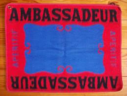 Tapis de cartes - Ap�ritif AMBASSADEUR -
