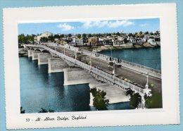 Al - Ahrar Bridge, Baghdad - Iraq