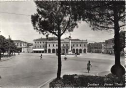 Friuli Venezia Giulia-gorizia-gradisca D'isonzo Veduta Piazza Unita' Anni 50 - Andere Steden