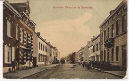 WATERLOO BRAIN-L´ ALLEUD FELDPOST 2-9-1914 TRAM CH. De BRUXELLES Re 734 - Waterloo