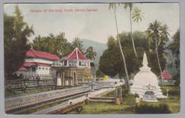 Sri Lanka Ceylon 1933-05-24 Colombo Temple Of The Holly Tooth Foto Piâté - Sri Lanka (Ceylon)