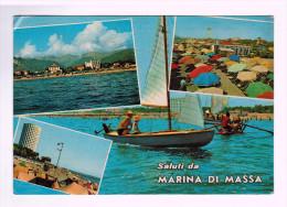 5012    Cpm  MARINA DI MASSA     ACHAT DIRECT !!! - Massa