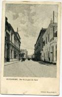 Alexandrie - Rue De La Gare Du Caire - Alexandria