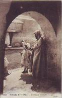 Afrique Du Nord    62     L'aveugle Mendiant - Cartes Postales