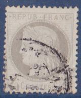 France N°52 - Oblitéré - TB - 1871-1875 Cérès