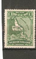 NEWFOUNDLAND 1929 1c SG 179 MOUNTED MINT Cat £5.50 - 1908-1947
