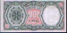 EGYPTE - 10 Piastres - Egypte