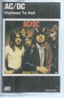 "K7 Audio - AC/DC "" HIGHWAY TO HELL ""  10 TITRES - Audiokassetten"
